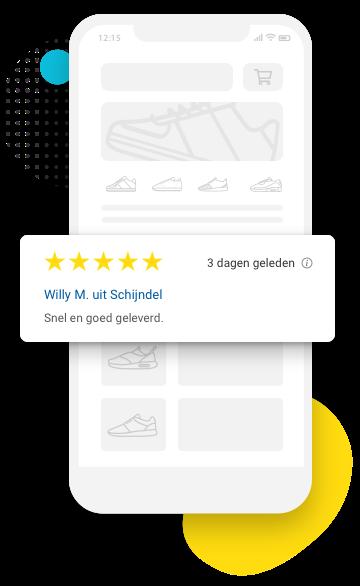Screenshot oneet winkel review